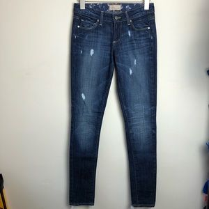 Paige Size 27 Skyline Straight Jeans
